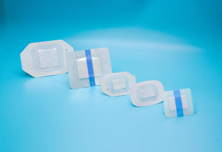 B型透明伤口敷料